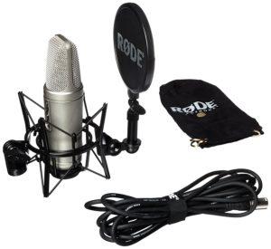 conectar microfono de estudio a pc