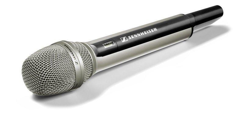 microfono sennheiser senza fili