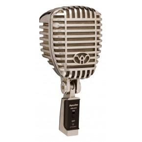 microfono antiguo dibujo