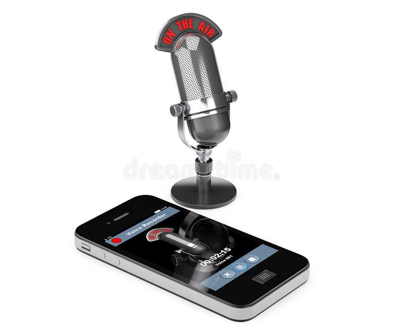 usar movil como microfono ps4