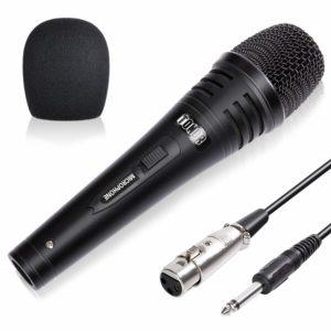 microfono para cantar karaoke