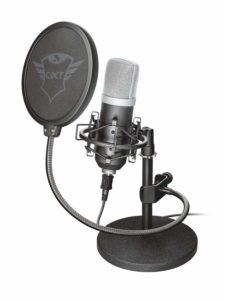 micrófono condensador de estudio at2020
