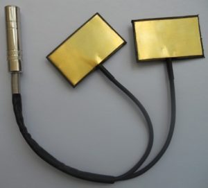 microfono piezoelectrico casero