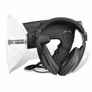 microfono parabolico direccional